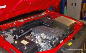 Hummer plug-in hybrid by Raser Technologies