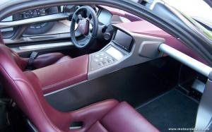 The electric sports car Venturi Volage