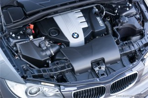 International engine of the year: the BMW 123d.