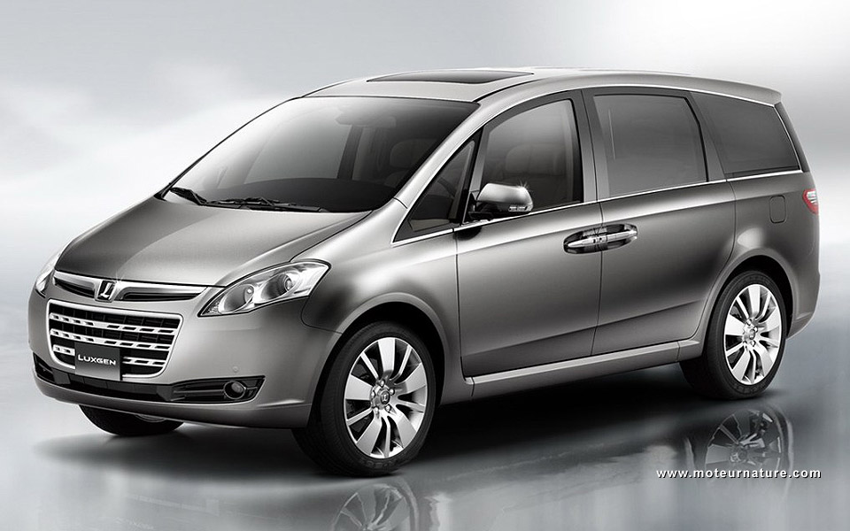 Luxgen The Other Chinese Electric Thanks To Ac