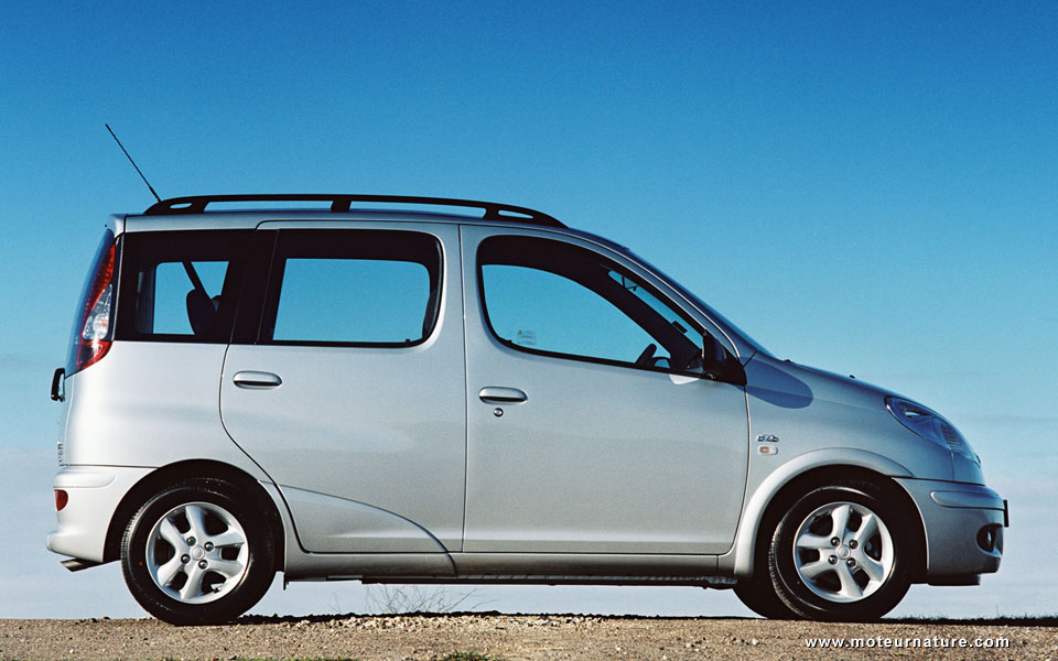 cheap toyota verso. 11 years ago, Toyota launched