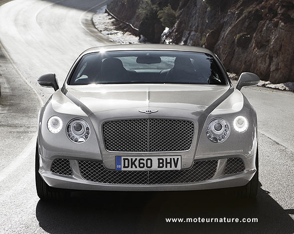 Bentley-Continental
