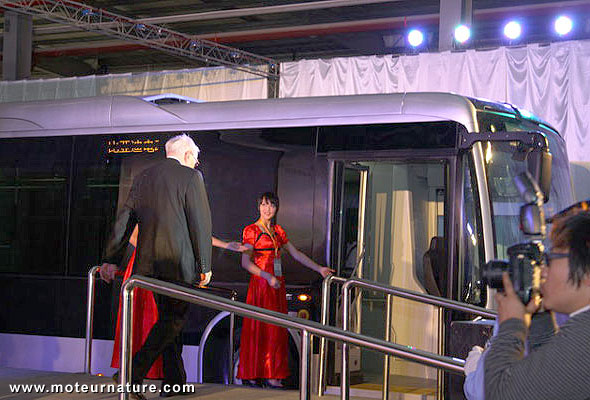With Byd The Electric Bus Gets Real In China It 39 S Called