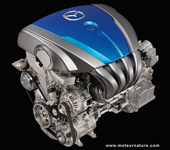 Ferrari Engine Compression Ratio: Gasoline Or Diesel, SKYACTIV Turns Mazda Engineers Into