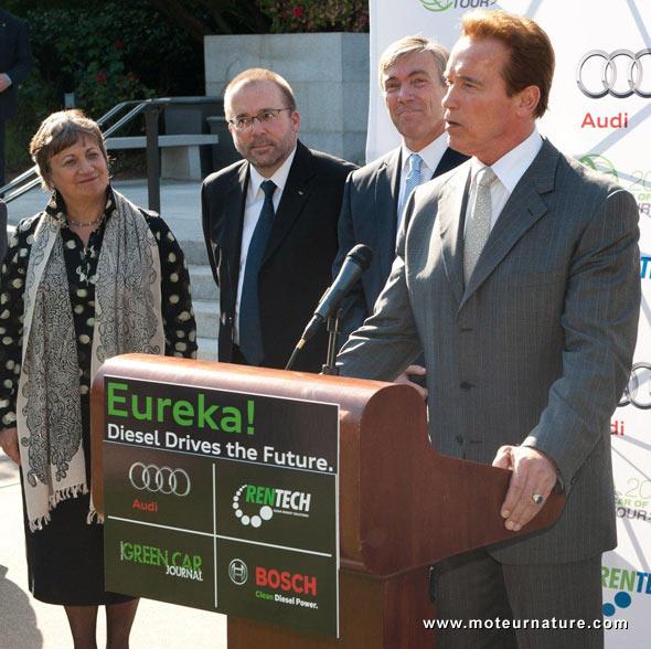 Rentech Schwarzenegger