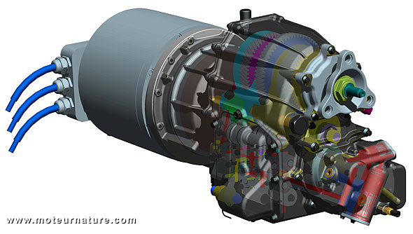 Antonov transmission