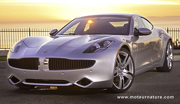 In the plug-in race, Fisker will be N°2 in the US, but N°1 in Europe ...