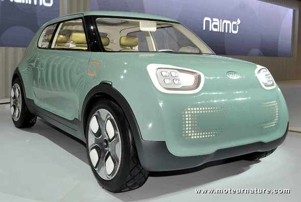 Kia Naimo electric concept