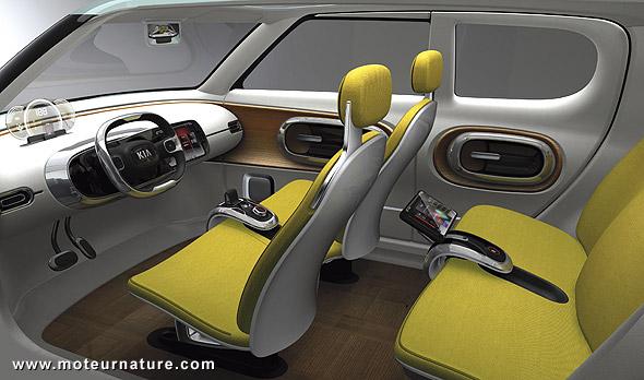 Kia Naimo electric concept