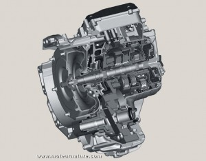 ZF automatic transmission