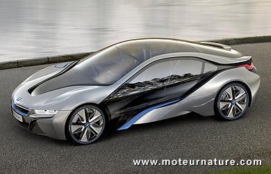 BMW-i8-concept-plug-in hybrid