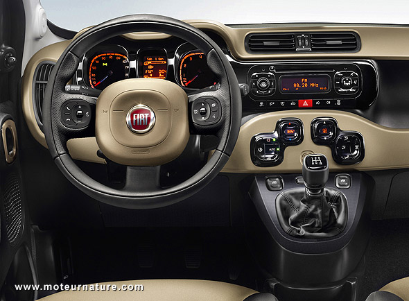Third gen Fiat Panda returns with a two-cylinder engine, just like ...