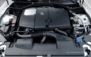 Mercedes-SLK-250-CDI-diesel-engine