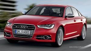 Audi S6 V8 Turbo