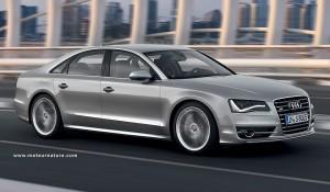 Audi S8 V8 Turbo