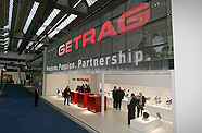 The Getrag stand in Frankfurt