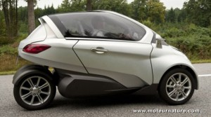 Peugeot Velv (Véhicule électrique Léger de Ville)