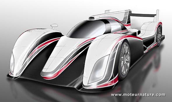 Toyota-hybrid-racecar-Le-Mans