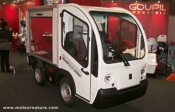 Goupil electric vehicle