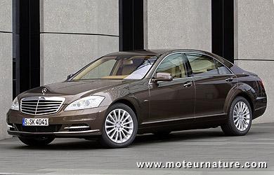 Mercedes-S250-CDI