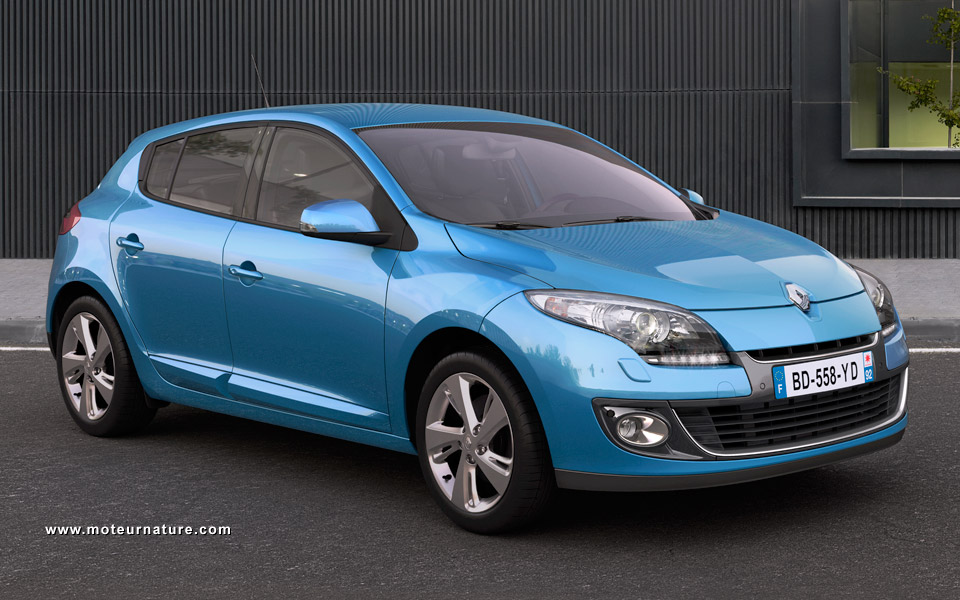 Updating the Renault Megane with something new: a small gasoline ...
