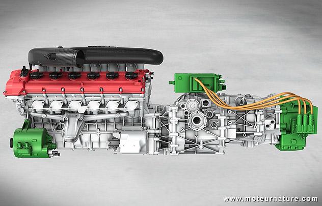 Ferrari-HyKers-hybrid