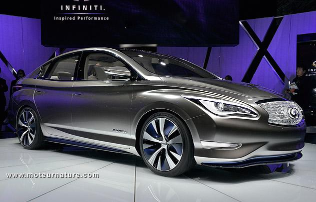 Infiniti-LE electric concept