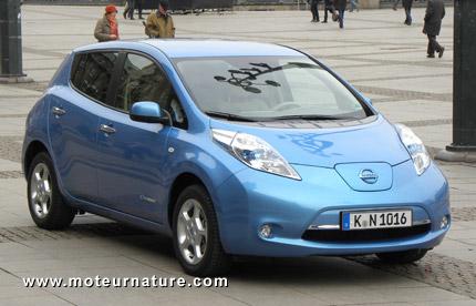 Nissan-Leaf-Deutschland