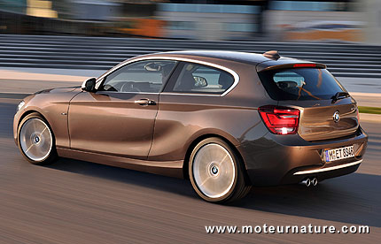 BMW 1-series 3-door hatchback