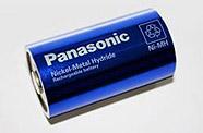 Panasonic-NiMh battery