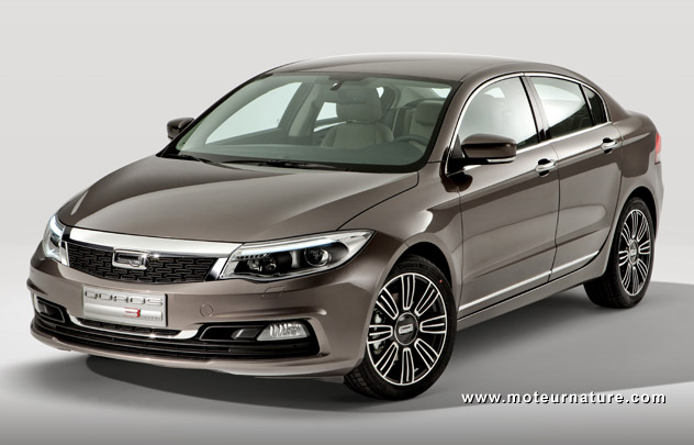 What Does Qoros Want For Europe Will The Hybrid Concept Get