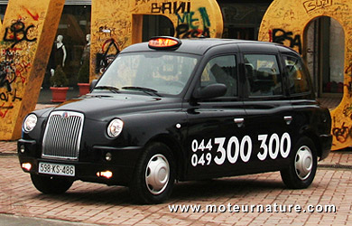 British taxicab