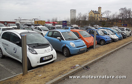 Electric cars in Norway