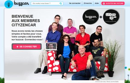 Buzzcar buys Cityzencar