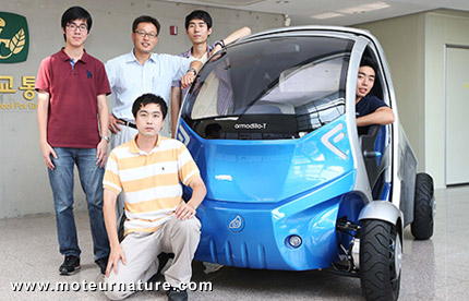 Armadillo-T concept from KAIST