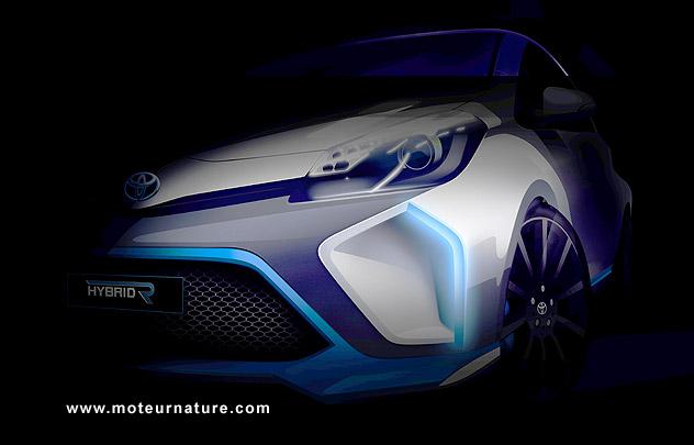 Toyota hybridR concept