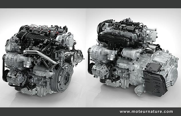 Volvo-engines
