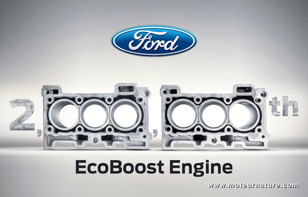 2 million EcoBoost