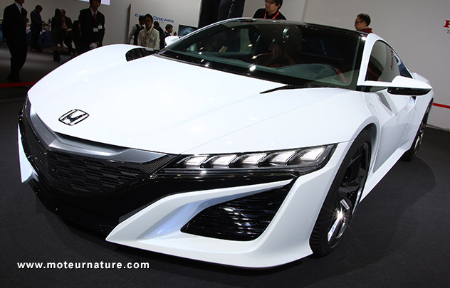 Honda Nsx A Fantastic Sports Car