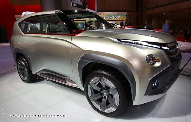 Mitsubishi GC PHEV