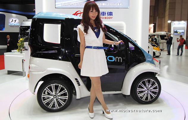 Toyota T-Com