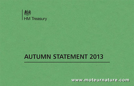 HM Treasury - Autumn statement 2013