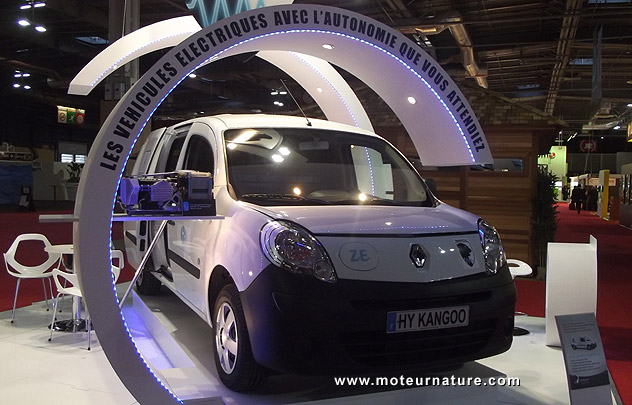 Renault HY Kangoo