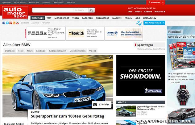 Auto Motor und Sport cover