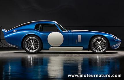 Renovo Shelby electric Daytona Coupe