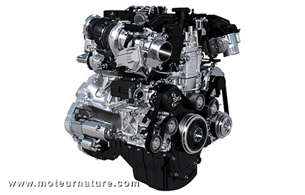 Jaguar Ingenum engine