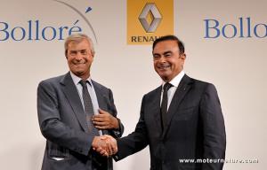 Bollore-Renault