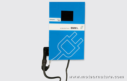 BMW DC charger