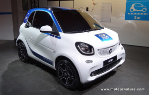 New Smart Fortwo Is Already Car Sharing Ready